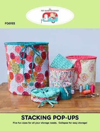 Stacking Pop Up Pattern *Final Sale*
