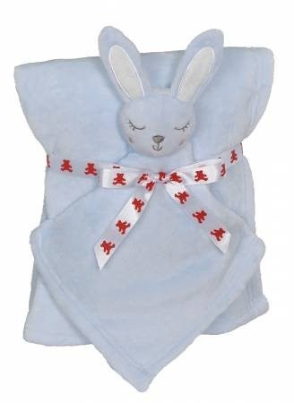 Bunny Blankey Blue Set