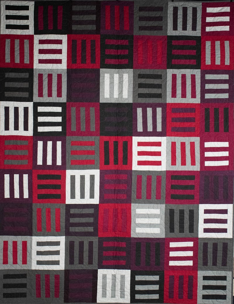 "Cherrywood Neutral Thinking Kit Tuxedo 49"" x 63"" Inc. Ptrn"