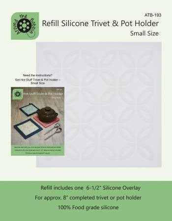 Refill Silicone Trivet & Pot Holder Small