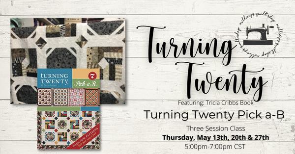 Zoom Class: Turning Twenty: May 13th, 20th & 27th