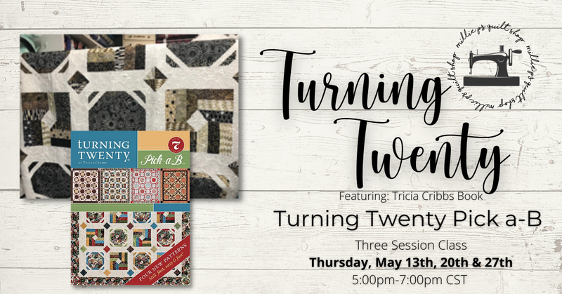 Zoom Class: Turning Twenty: May 13th, 20th & 27th