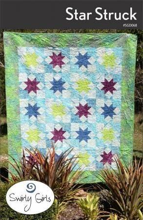 Pattern:  Starstruck by Swirly Girls (4 sizes)