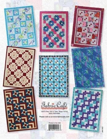 Book:  Quilts in a Jiffy