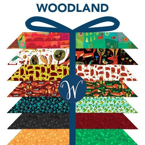 Windham Woodlands FQ Bundle (15)