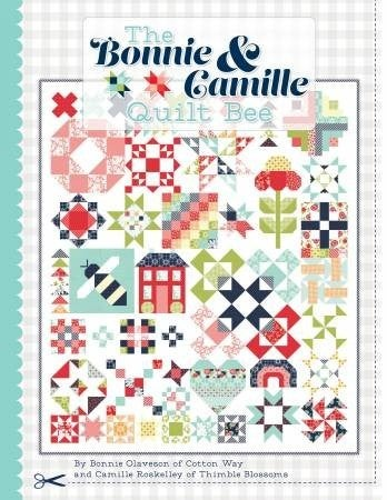 Bonnie & Camille Quilt Bee Book