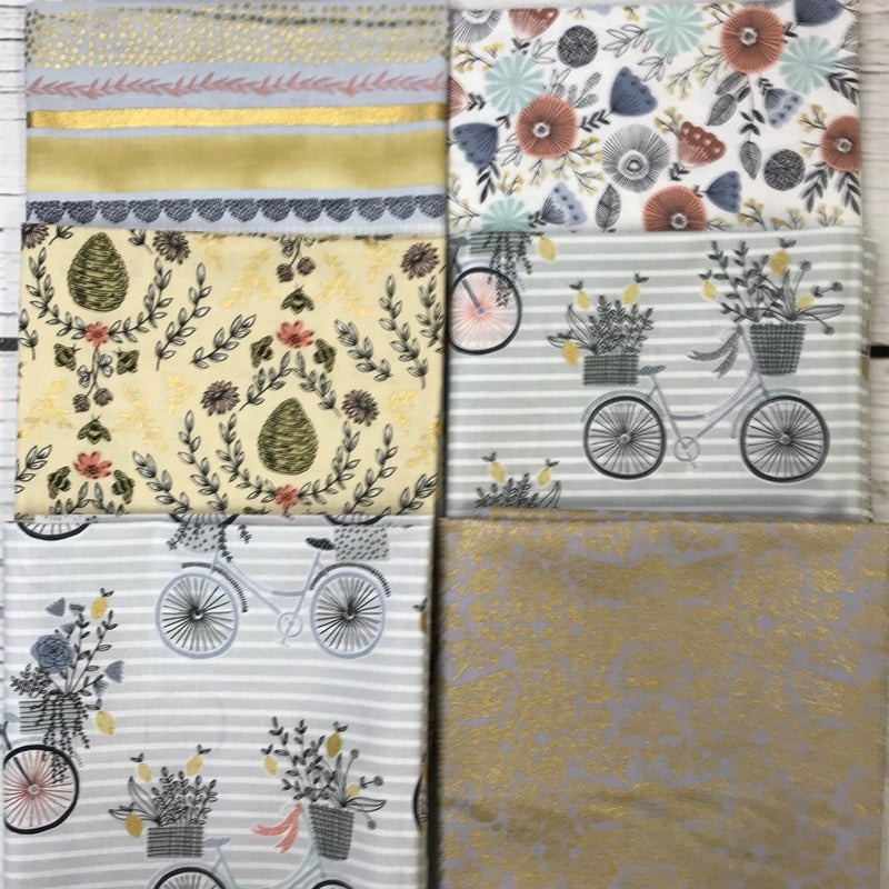 FQ Bundle (6) Bikes with Baskets