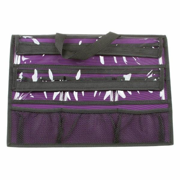 Tool and Embellishment Holder Purple