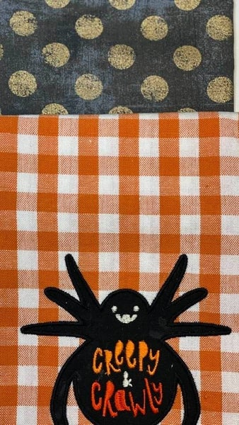 Towel Cowl Spider