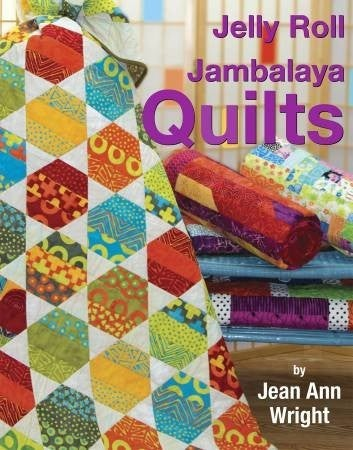 Book:  Jelly Roll Jambalaya Quilts