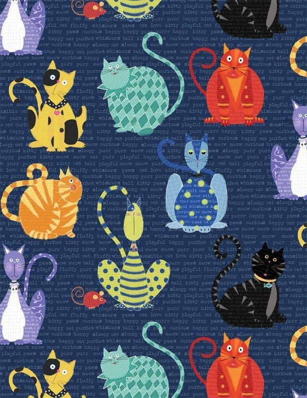 Feeline Good Large Cats - One Yard Cut
