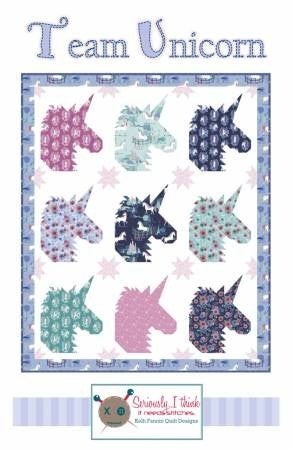 Pattern:  Team Unicorn *Final Sale*