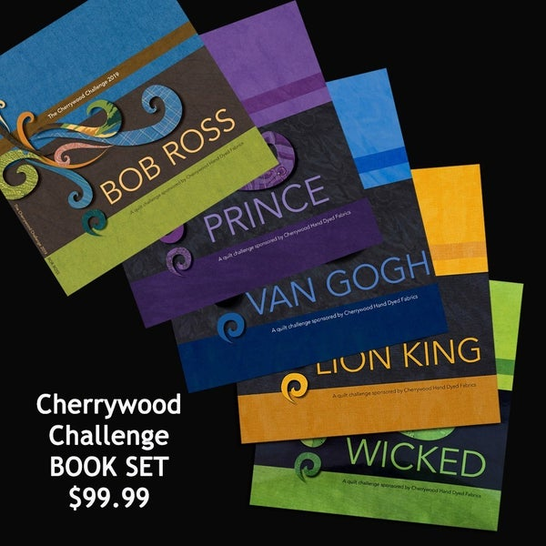 Cherrywood Challenge Book 5-Pack