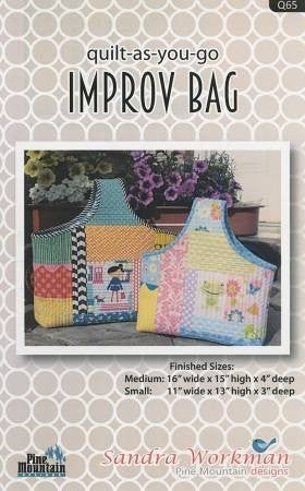 Pattern:  Improv Bag *Final Sale*