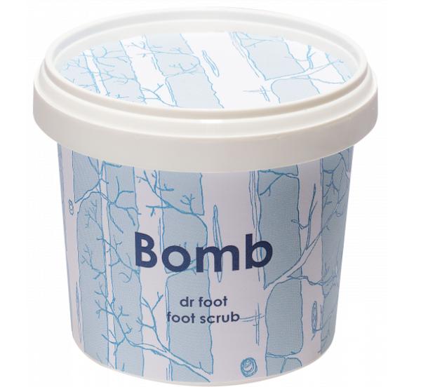 Bomb Refreshing Foot Scrub