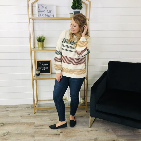 Autumn Dates Sweater