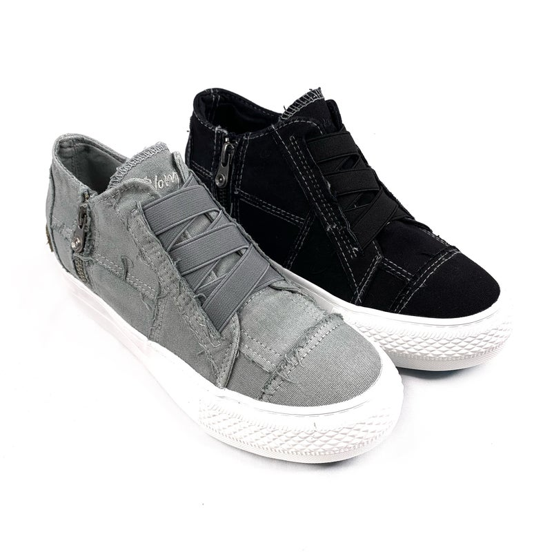 Blowfish Platform Sneakers--Two Colors!