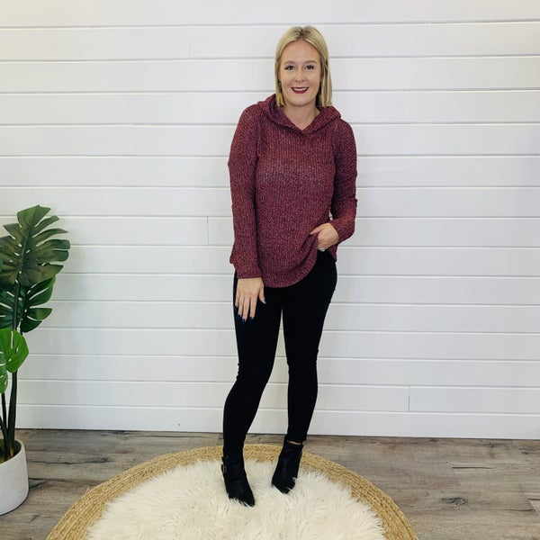 PLUS/REG Just Another Day Sweater- 3 Colors!