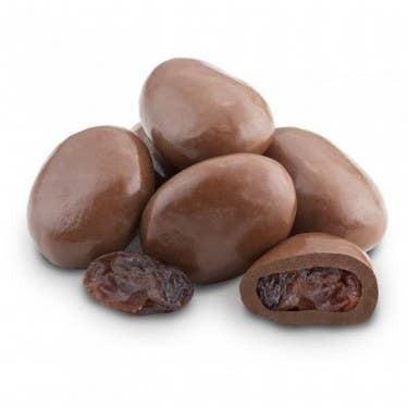 Gourmet Milk Chocolate Covered Raisins