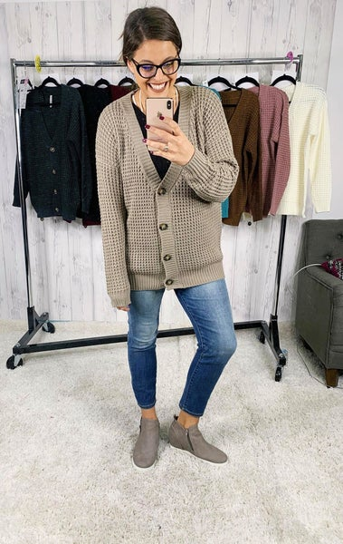 DEAL OF THE DAY GrandMAW Chunky Cardi