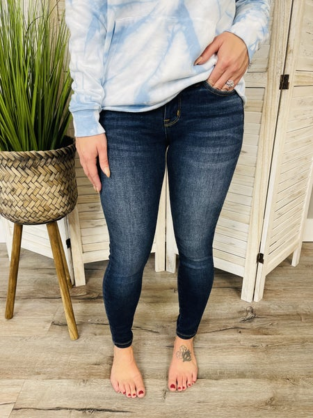 Restock! PLUS/REG Judy Blue Best of The Best Nondistressed Skinnies
