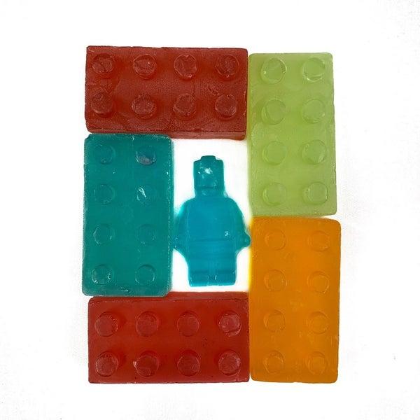 Organic Building Block Soap