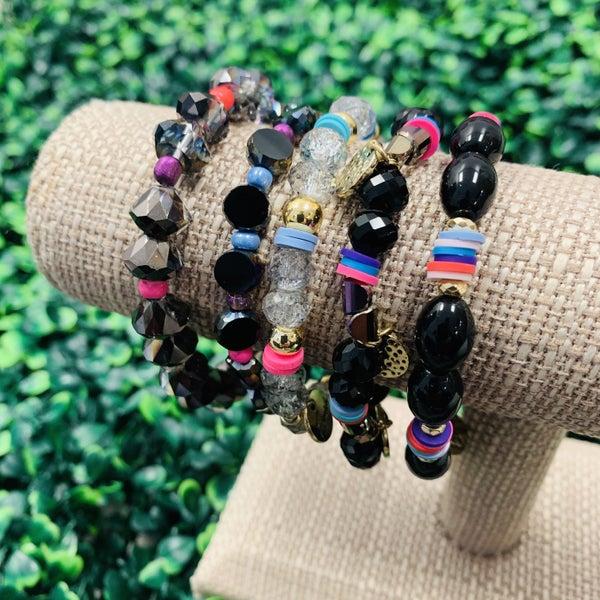 Erimish Gigi Stack Bracelet
