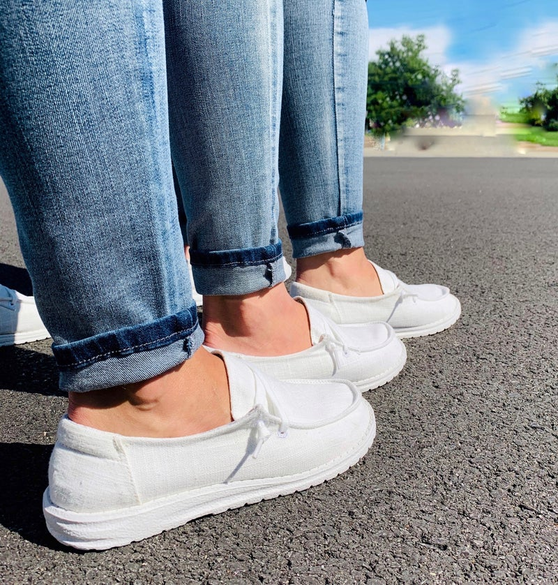 Very G White Out Sneakers