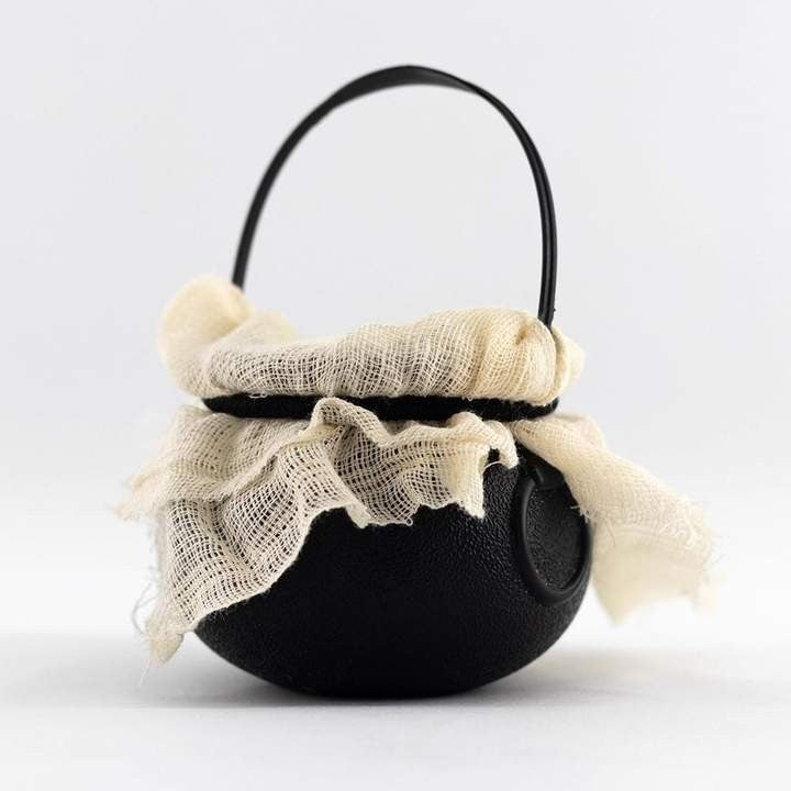 Organic Cauldron Bath Bomb-- 2 Scents!