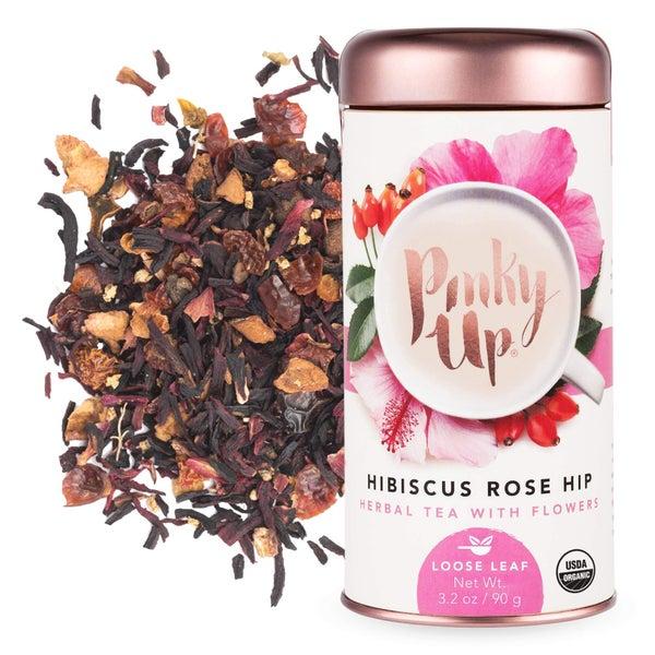 Hibiscus Rosehip Loose Leaf Tea