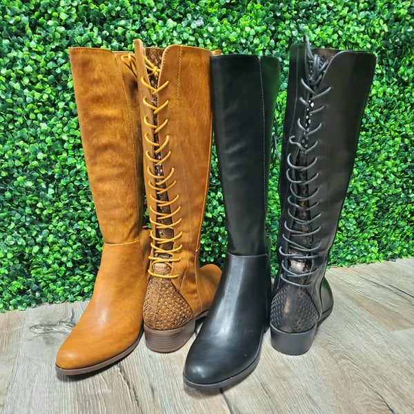 Here And There Boots- 2 Colors!