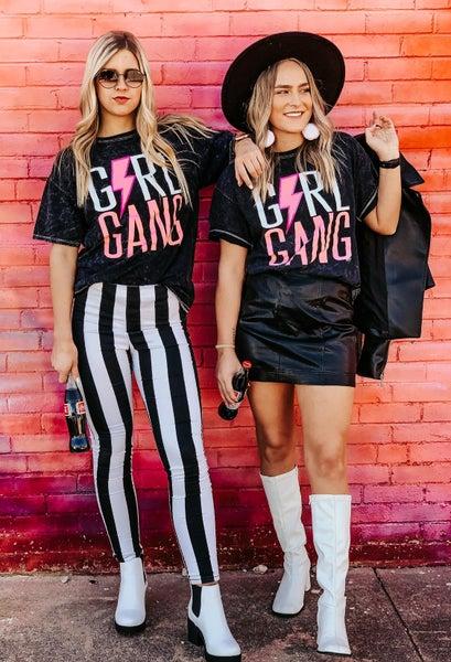 PREORDER Plus/Reg Girl Gang Graphic Tee