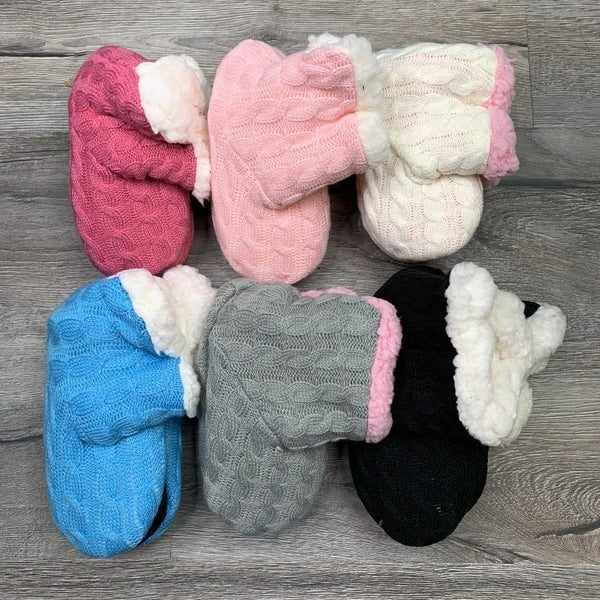 Kids Slipper Booties