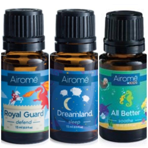 Pure Kids Essential Oil Blends
