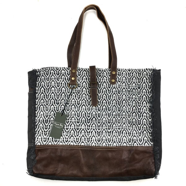 Myra Bag Elliptical Weekender Bag