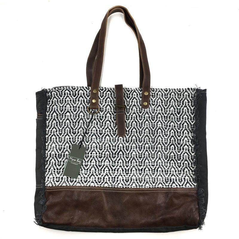 Myra Bag Elliptical Weekender Bag