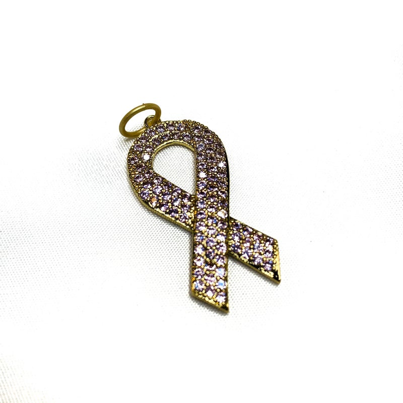 Karli Buxton Breast Cancer Awareness Charm