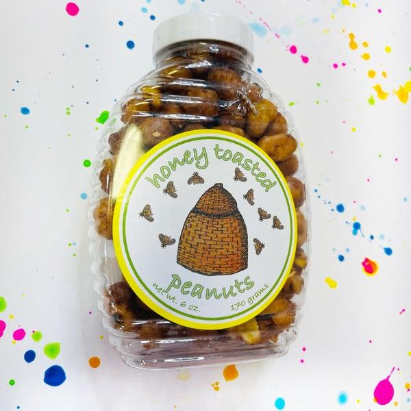 Honey Toasted Peanuts