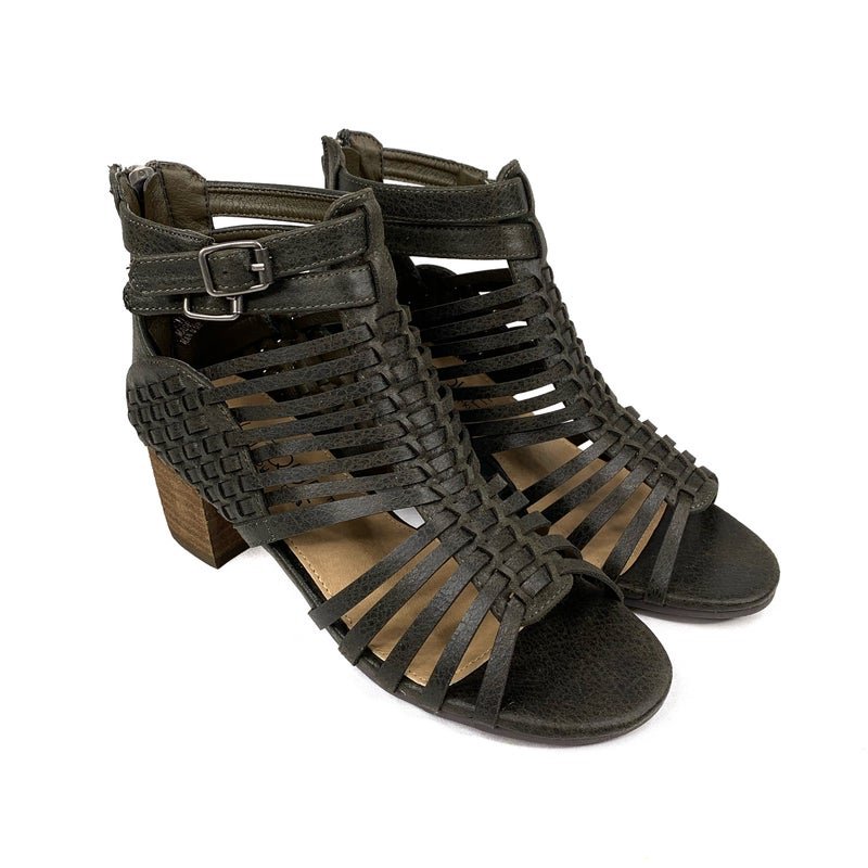 DOORBUSTER Corky's Strappy Heeled Sandal