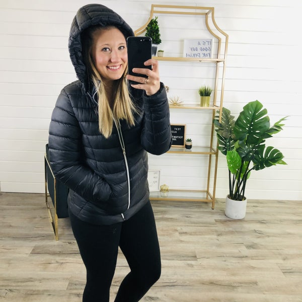 DOORBUSTER On The Cold Side Puffer Jacket