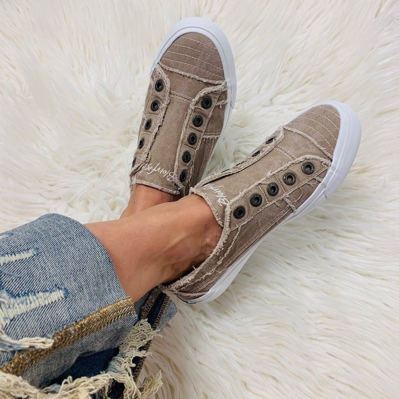 Blowfish Out For Coffee Slip On Sneakers