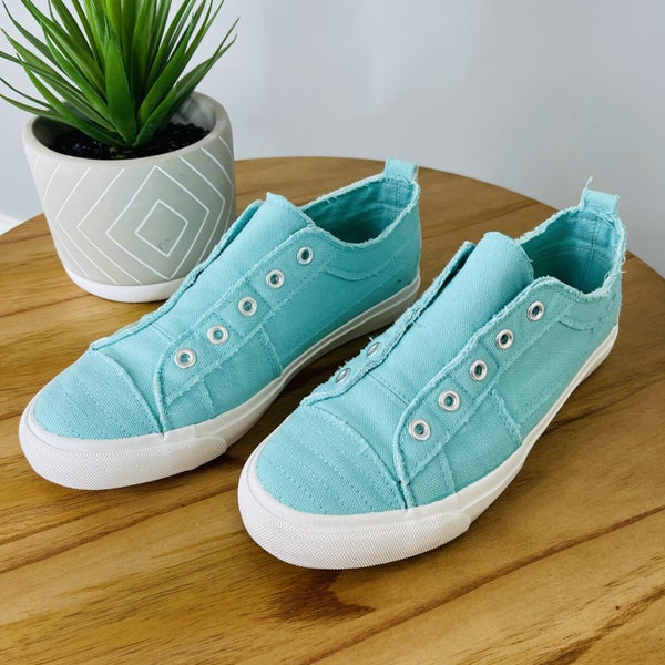 Corky's Let's Get Aqua-inted Sneakers
