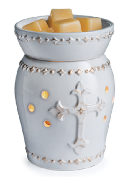 Illumination Fragrance Warmer - Cross