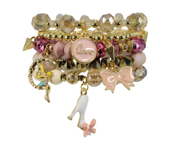 Erimish Kids Fairy Bracelet Stack