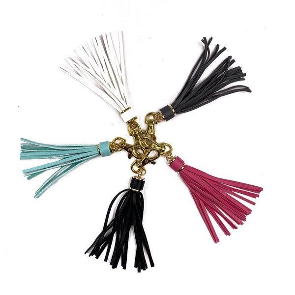 Makeup Junkie Interchangeable Tassels