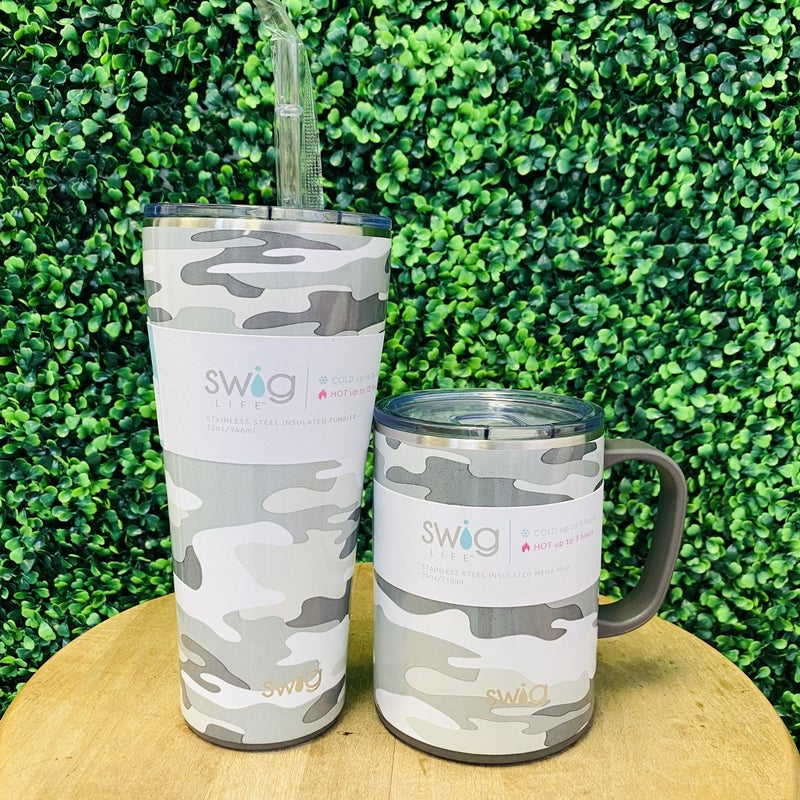Camo Insulated Cups