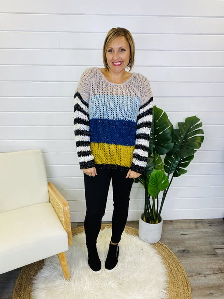 Always Be Bold Sweater