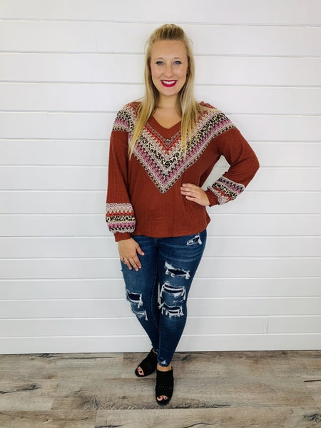Fall In To You Sweater