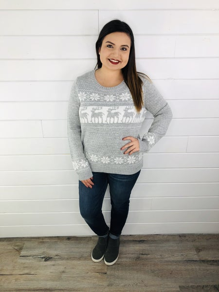 POL Deal of The Day! Festive AF Holiday Sweater!
