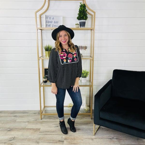 PLUS/REG Gorgeous Girl Top